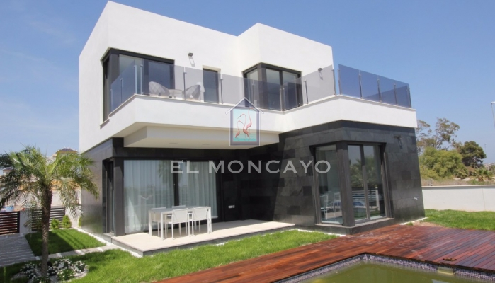 Villa new build in El Raso, Guardamar del Segura 140 (1)