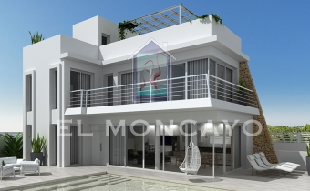 Villa - New build - Guardamar del Segura - Guardamar Hills