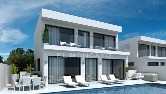 Nouvelle Construction - Villa - Guardamar del Segura - Guardamar Hills