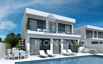Villa - Nouvelle Construction - Guardamar del Segura - Guardamar Hills