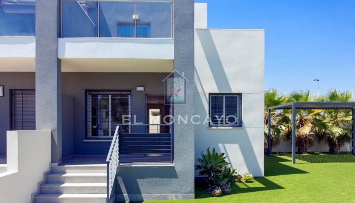 New build - Town House - Torrevieja