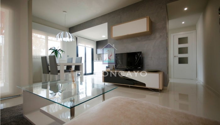 Nouvelle Construction - Appartement - La Manga del Mar Menor - Cartagena