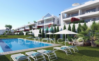 Bungalow - New build - Benidorm - Benidorm