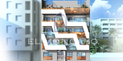 Appartement - Nouvelle Construction - Torrevieja -