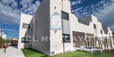 Bungalow - New build - Orihuela Costa - Villamartin