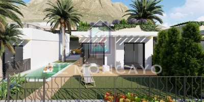 Villa - New build - Polop - Polop de La Marina